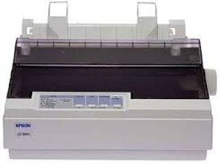 Epson LQ 300 dot printer almost new with USB cable