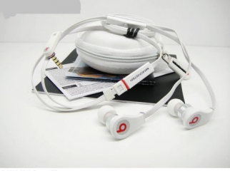 Beats by Dr. Dre Tour Do not with MIC White