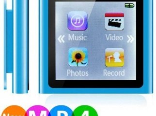 4GB 1.65 Sensitive-Touch Screen MP4 Player
