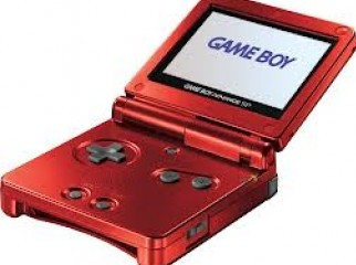 NINTENDO GAME BOY ADVANCE SP GAMES