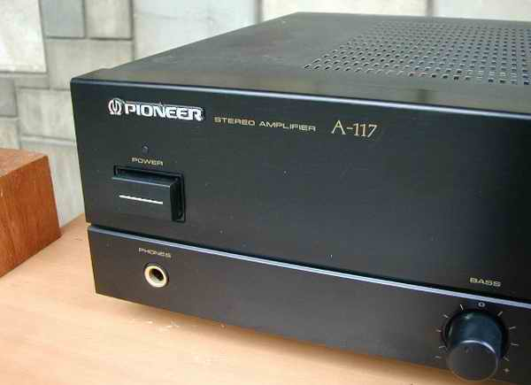 PIONEER STERIO INTEGRATED AMPLIFIER JAPAN | ClickBD large image 2