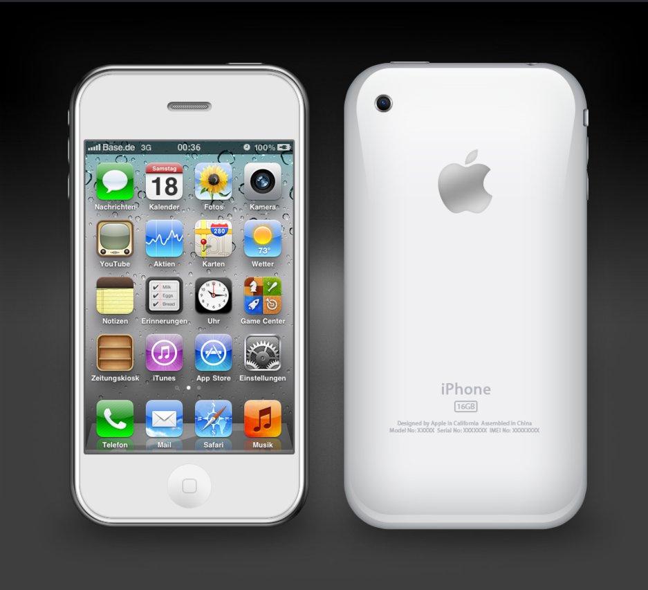 Apple Iphone Gs