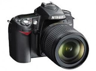 Nikon D300s and 18 to 105mm Lens