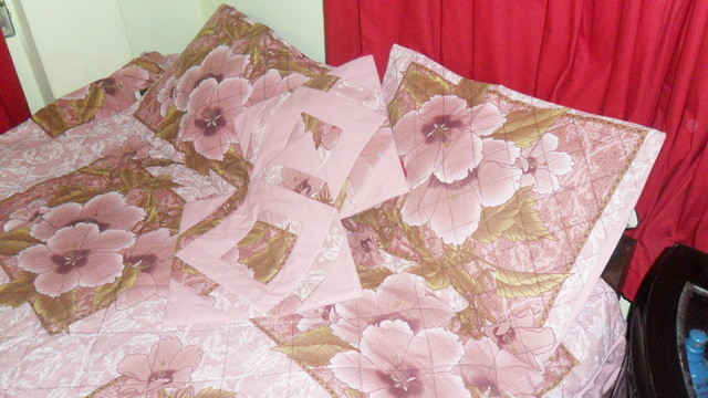 Quilt Bed Cover | ClickBD large image 1