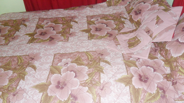Quilt Bed Cover | ClickBD large image 2