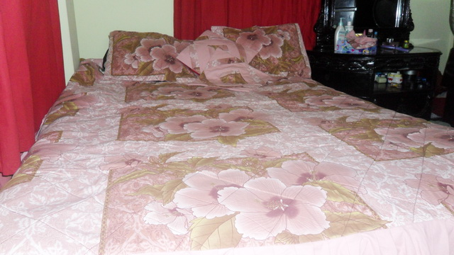Quilt Bed Cover | ClickBD large image 3