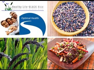 Healthy LIFE BLACK Rice
