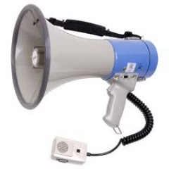 Show ER-66 power megaphone