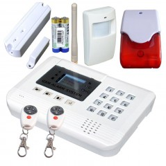 GSM home Alarm System S100