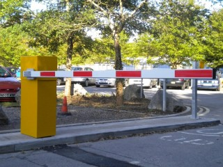 Parking Barrier Gates