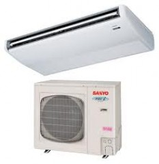 Sanyo 3 ton ceiling type ac with boishaki discount 5