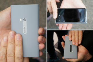 NOKIA LUMIA 920 grey
