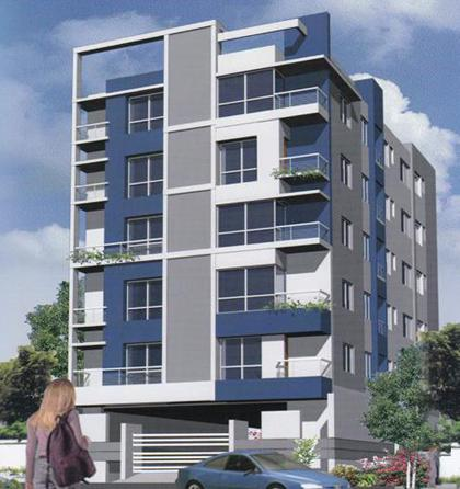 Almost ready flat long term installment facility clickbd for Apartment design in dhaka