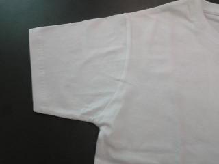 13800 pcs basic t-shirt black white
