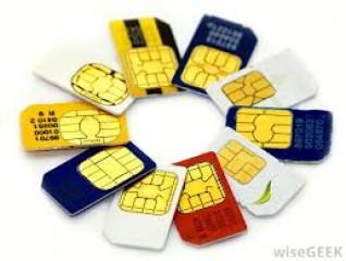contact SIM RIM uim no block no cut 24 7 365