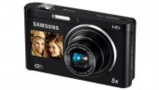 Samsung Smart DV300F 16MP Dual View WiFi Camera