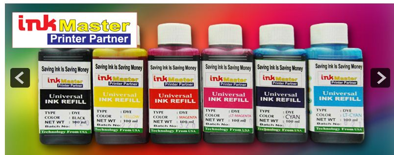 Printer Ink | ClickBD large image 0