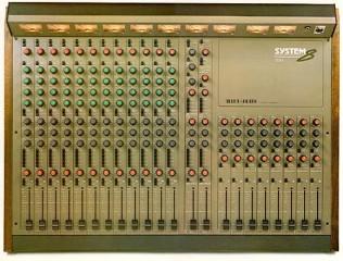 Allen Heath System 8