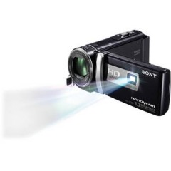 Sony Full HD Handycam with 25x Optical Zoom and Built-in Pro