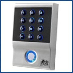 Time Attendence or Access Control System