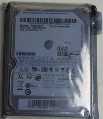 Samsung1TB 2.5 Hard drive for laptop new