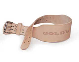 Weight Lifting Leather Belt 6  | ClickBD large image 0